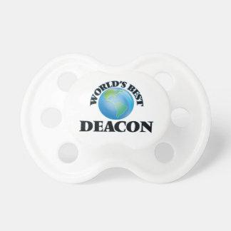 World's Best Deacon BooginHead Pacifier