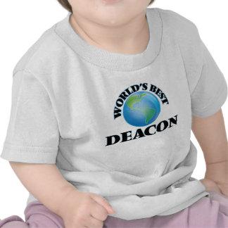World's Best Deacon Shirts