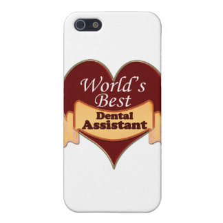 World's Best Dental Assistant Cover For iPhone SE/5/5s