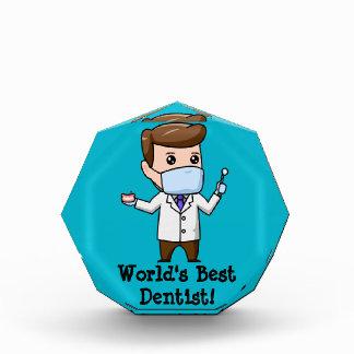 World's Best Dentist Award