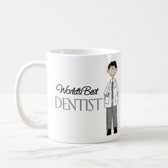 Worlds Best Dentist Coffee Mug