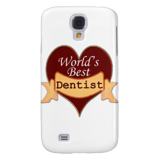 World's Best Dentist Samsung Galaxy S4 Cover