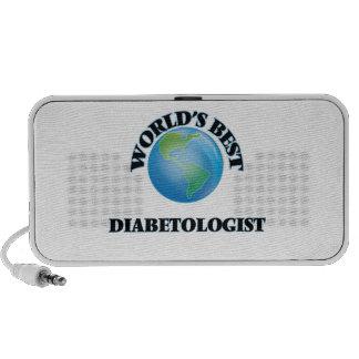 World's Best Diabetologist Laptop Speakers