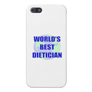 World's Best Dietician Cover For iPhone 5