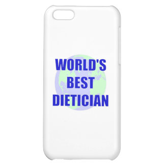 World's Best Dietician iPhone 5C Cover