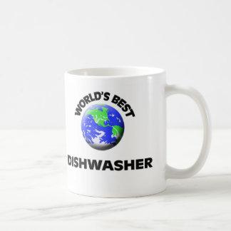 World's Best Dishwasher Coffee Mug