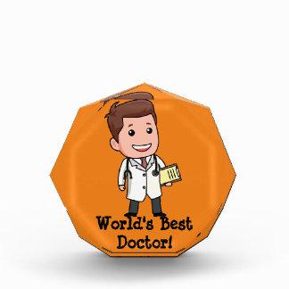 World's Best Doctor Award