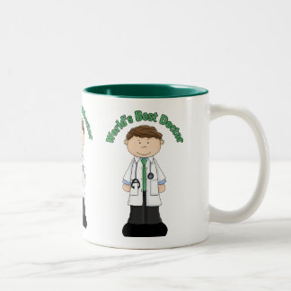 World's Best Doctor Male Coffee Mug