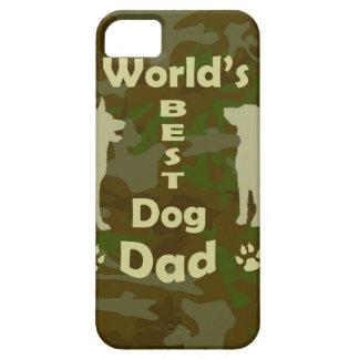 World's Best Dog Dad iPhone SE/5/5s Case