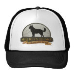 World's Best Dog [Siberian Husky] Hats