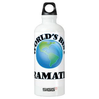World's Best Dramatist SIGG Traveler 0.6L Water Bottle