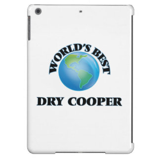 World's Best Dry Cooper Case For iPad Air