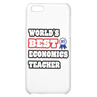 World's Best Economics Teacher Case For iPhone 5C