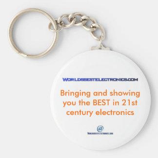 Worlds Best Electronics. com-Key Chain Keychain