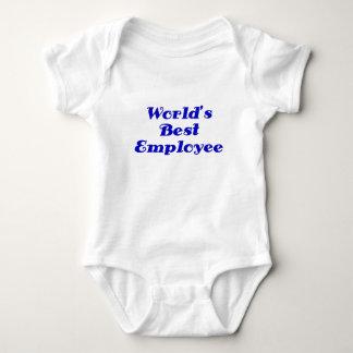 Worlds Best Employee T Shirt