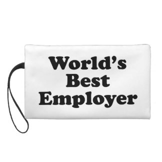 World's Best Employer Wristlet
