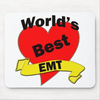 World's Best EMT Mouse Pad