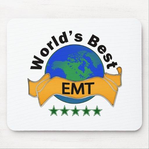 World's Best EMT Mousepads