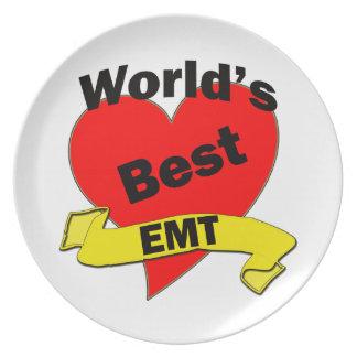 World's Best EMT Plate