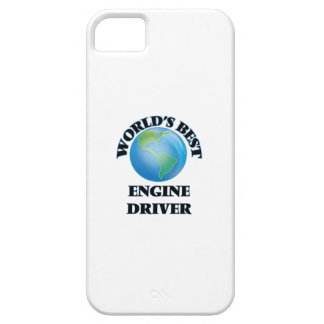 World's Best Engine Driver iPhone 5/5S Cover