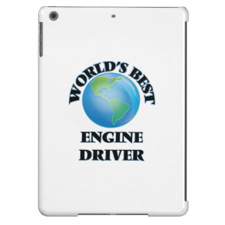 World's Best Engine Driver iPad Air Cover