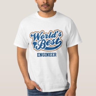World's Best Engineer insert your own title T-Shirt