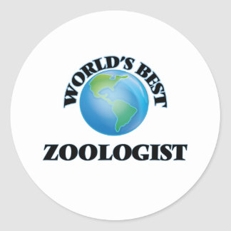 World's Best Entrepreneur Stickers