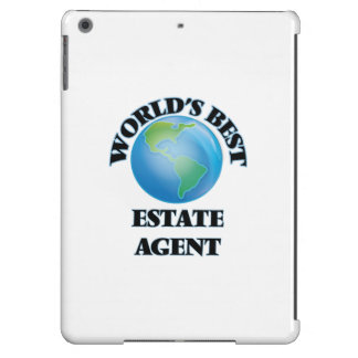 World's Best Estate Agent Cover For iPad Air