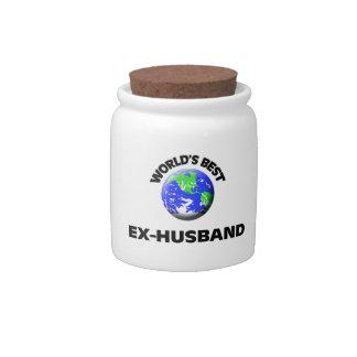 World's Best Ex-Husband Candy Dish
