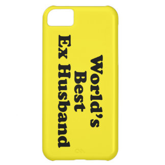 World's Best Ex Husband Cover For iPhone 5C