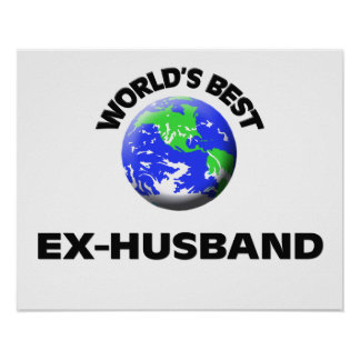 World's Best Ex-Husband Posters