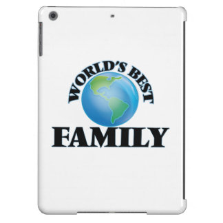 World's Best Family iPad Air Cover