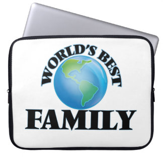 World's Best Family Laptop Computer Sleeves
