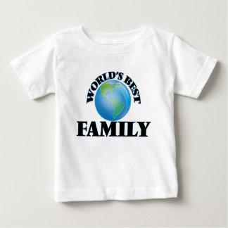 World's Best Family T-shirt