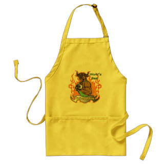 World's Best Father-in-law Father's Day Gift Adult Apron