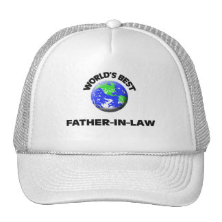 World's Best Father-In-Law Hats
