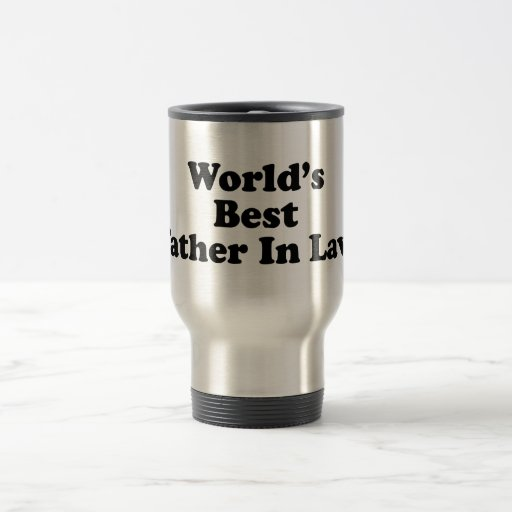 World's Best Father In Law Coffee Mugs