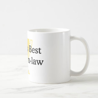 World's Best Father-in-law Mug