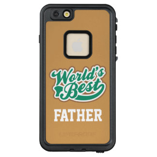 World's Best Father insert your own title LifeProof FRĒ iPhone 6/6s Plus Case