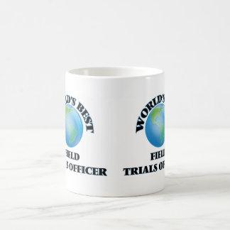 World's Best Field Trials Officer Mugs