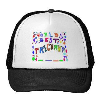 Worlds Best FILL IN Trucker Hat