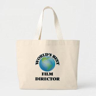 World's Best Film Director Tote Bag