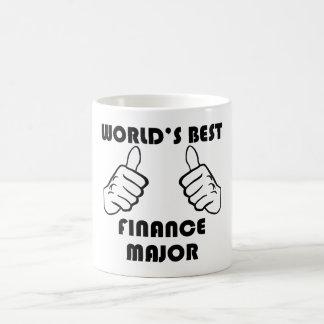 World's Best Finance Major Coffee Mug