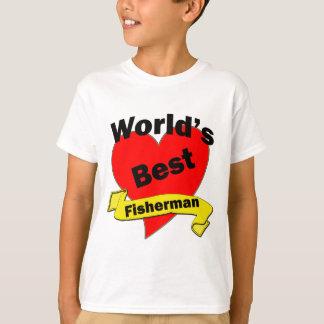 World's Best Fisherman T-Shirt