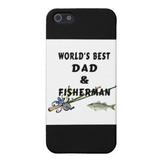 World's Best Dad and Fishing