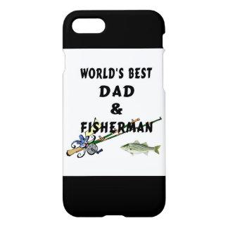 Worlds Best Fishing Dad iPhone 7 Case