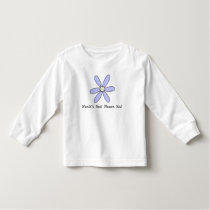 World's Best Flower Girl Toddler T-shirt