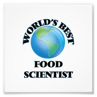 World's Best Food Scientist Photo