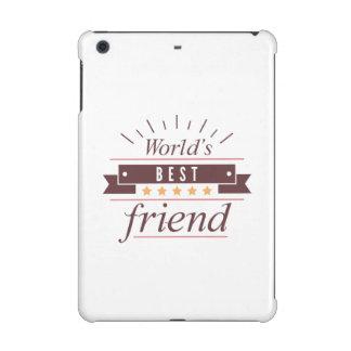 World's Best Friend iPad Mini Cover