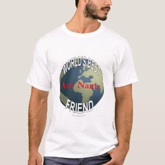 World's Best Friend T-Shirt